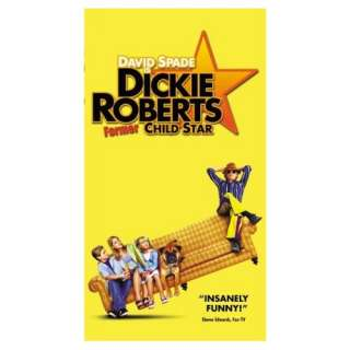 Dickie Roberts   Former Child Star [VHS] David Spade
