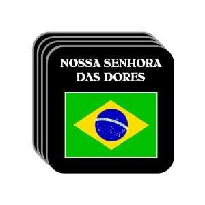 Brazil   NOSSA SENHORA DAS DORES Set of 4 Mini Mousepad