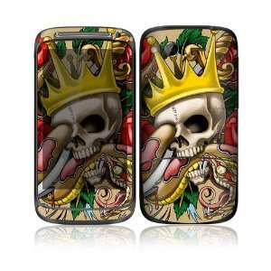 HTC Desire S Decal Skin Sticker   Traditional Tattoo 1