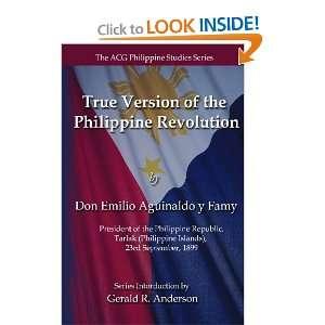 (9781442144576): Emilio Aguinaldo, Gerald R. Anderson: Books
