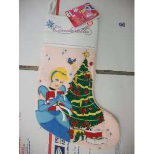 Disney Princess Cinderella Christmas Stocking Everything