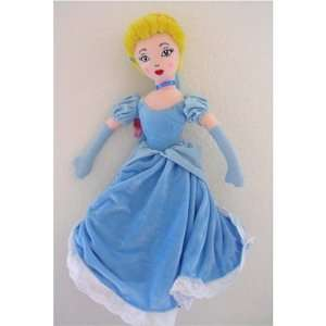 Disney Princess Cinderella Plush Backpack Toys & Games