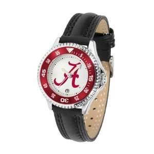 Alabama Crimson Tide UA NCAA Womens Leather Wrist Watch