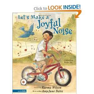 Start reading Lets Make a Joyful Noise: Celebrating Psalm 100 on
