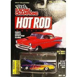 Racing Champions Hot Rod Magazine #11 70 Chevelle SS 160