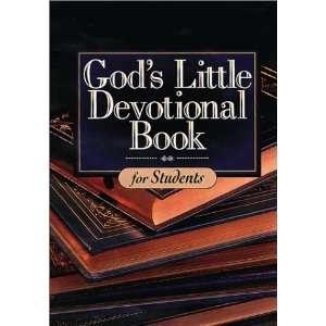 Gods Little Devotional Book for Students (Gods Little