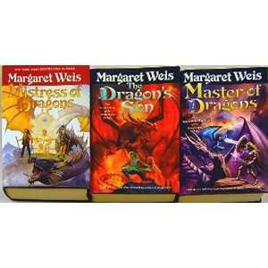 Trilogy (Mistress Of Dragons, The Dragons Son & Master Of Dragons