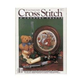 Cross Stitch & Country Crafts Vol.III, No.2, November/December 1987