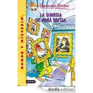 La sonrisa de Mona Ratisa Geronimo Stilton 7 (Spanish Edition