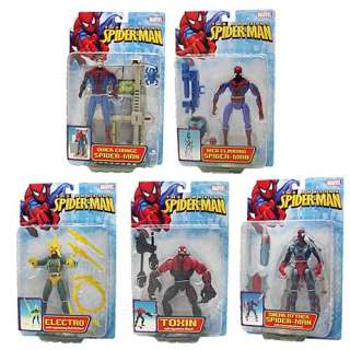 Amazing Spider Man Figures Series 19   Toy Biz   Spider Man   Action