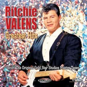 Ritchie Valens   Greatest Hits Ritchie Valens Music