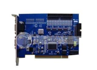 16 Channel 30 FPS DVR PCI Video Capture Card GV 600   DinoDirect