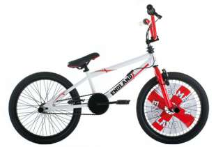 Raleigh Burner Chaos England Freestyle BMX Bicycle Bike Ltd Edition