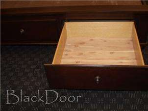 This listing is for the complete Ashley Queen Sleigh Bed With 2 Large