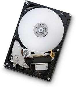 Information on Hitachi Travelstar 5K500.B / 500GB / SATAII / 5400rpm