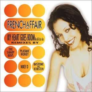My Heart Goes Boom [Vinyl]: French Affair: Music