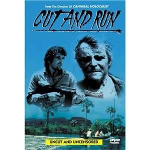 Cut and Run Lisa Blount, Leonard Mann, Willie Aames
