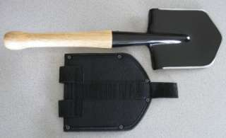 BRAND NEW Cold Steel 92SF Compact Shovel Axe & Sheath Camping Tool