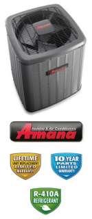 Ton 14 Seer Amana Heat Pump   ASZ140301