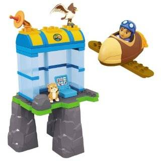 Mega Bloks Diegos Animal Rescue Center: Explore similar