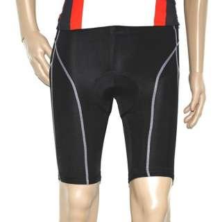 Bicycle Bike MTB Padded Cycling Shorts Black Size Small