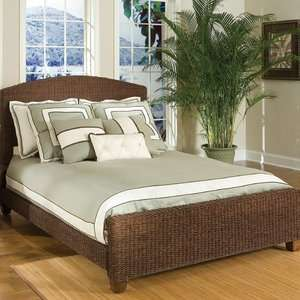 Home Styles Cabana Banana Queen Bed in Cocoa Furniture