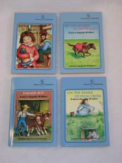 Laura Ingalls Wilder COMPLETE SET LITTLE HOUSE BOOKS Box Set