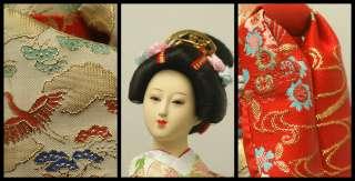 NEW Vintage Oriental Japanese GEISHA Doll /FSH