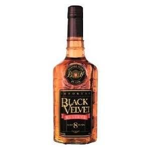 Black Velvet Canadian Whisky Reserve 8 Year Old 1.75L