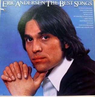eric andersen the best songs label arista records format 33 rpm 12 lp