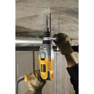 10.0 Amp VSR Pistol Grip Electric Corded Hammerdrill Drill