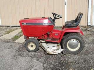 Cub Cadet 782 Kohler 17 HP Hydro Lift Lawn & Garden Tractor Mower