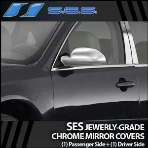 2002 2005 Chevy Impala SES Chrome Mirror Covers Automotive