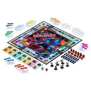 Monopoly: Spider Man: Toys & Games
