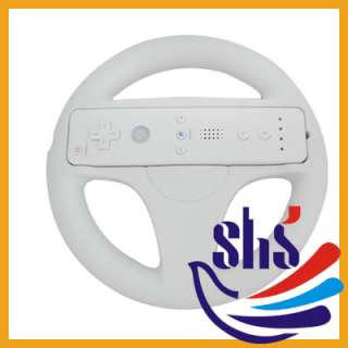 Racing Games Steering Wheel For Nintendo Wii Mario Kart