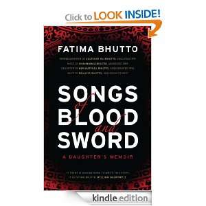 Sword: A DaughterS Memoir: Fatima Bhutto:  Kindle Store