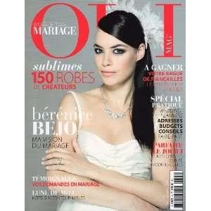 Oui French Magazine No.55 Automne 2008 (BERENICE BEJO  MA