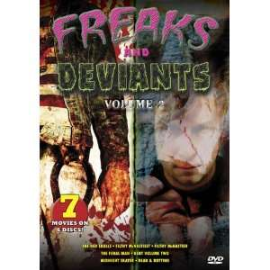 Deviants Vol. 2 (7 Pack): Ashleigh Holeman, Cherry Brady, Brett Kelly