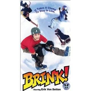 Brink! [VHS] by Erik von Detten (VHS Tape   2002)
