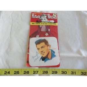 Vintage Frankie Avalon Patch