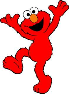 Elmo Cartoon