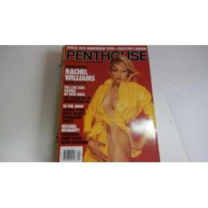 Edition 1995 Supermodel Rachel Williams Bares All penthouse Books