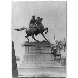 Statue of Sir James Outram, Calcutta,Kolkata,1889: Home