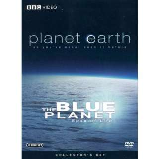 Planet Earth: The Complete Collection/The Blue Planet: Seas of Life