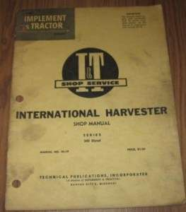 International Dt570 Engine Repair Manual