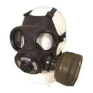 Canadian Military C3 Gas Mask   40mm with Field BAG
