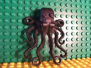 Lego Mini Fig Figures Octopus black pirate ship sea set