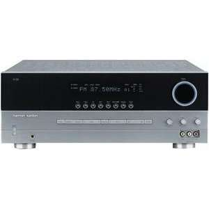 HARMAN/KARDON HK 3385 2 CHANNEL, 80 WATT STEREO RECEIVER Electronics