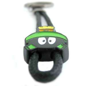 Warner Brother Looney Tunes Marvin The Martian Face Rope Key Ring