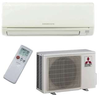 24000 BTU Mitsubishi MR.SLIM Ductless Mini Split Air Conditioner SEER